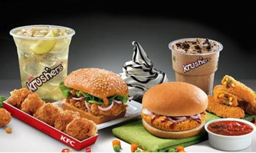 Burgers, Hot n Crispy Chicken, Fries and More. Valid at all KFC Outlets