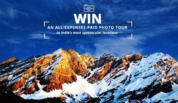 Win a FREE All Expense Paid Photo Tour to Ladakh and More