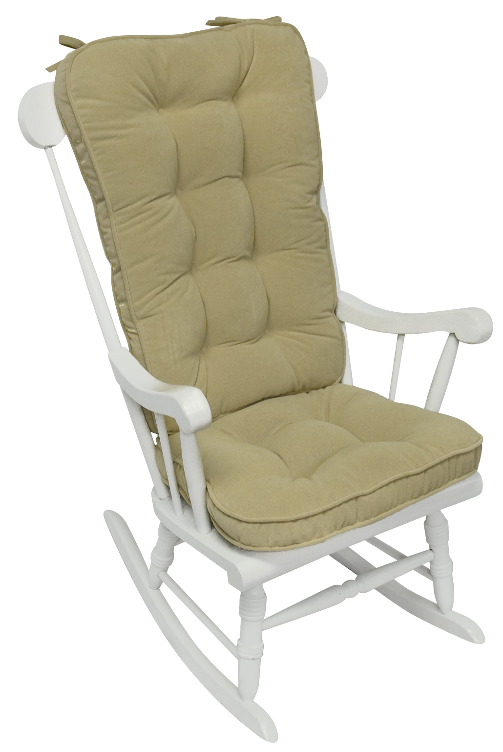 Rocking Chair With Cushions Rocking Chair Back Cushion Chair Pads And Cushions