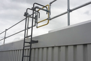 Roof Top Guardrail O Kee Safety Uk