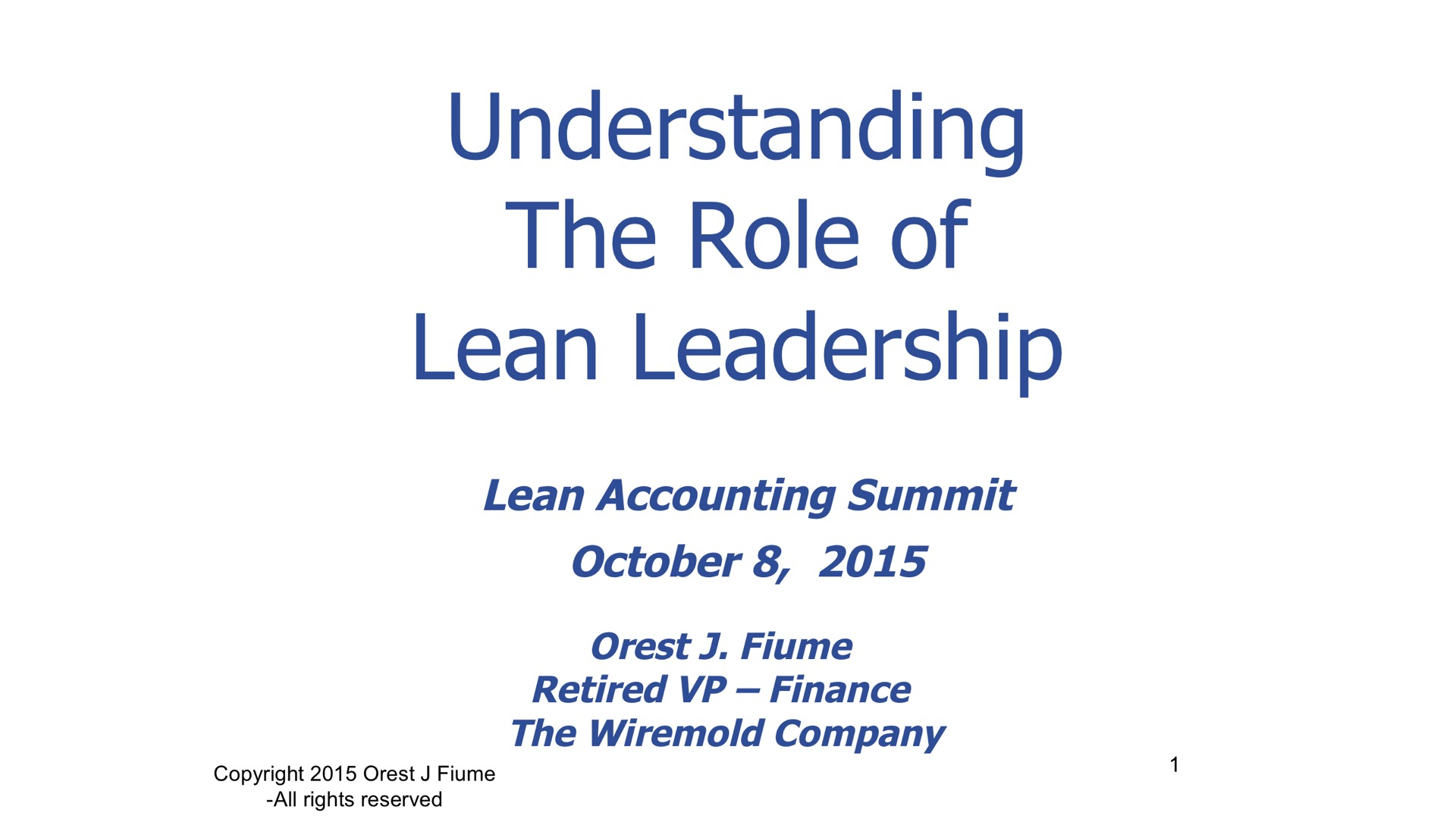 Lean Leadership Gemba Academy Lean And Six Sigma Training