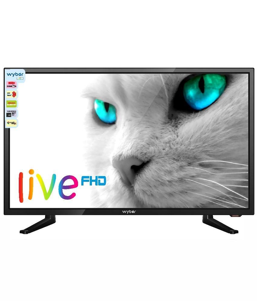 60cm Tv Wybor 24 Inch Full Hd Dled Tv W24 60 N06