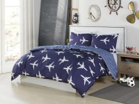 airplane bedding twin comforter set airplane twin or full ...