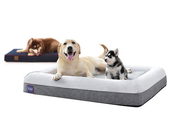 Orthopedic Memory Foam Pet Bed