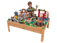 KidKraft Airport Express Train Table Set - Kids & Toys