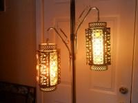 Unique Lantern Floor Lamp