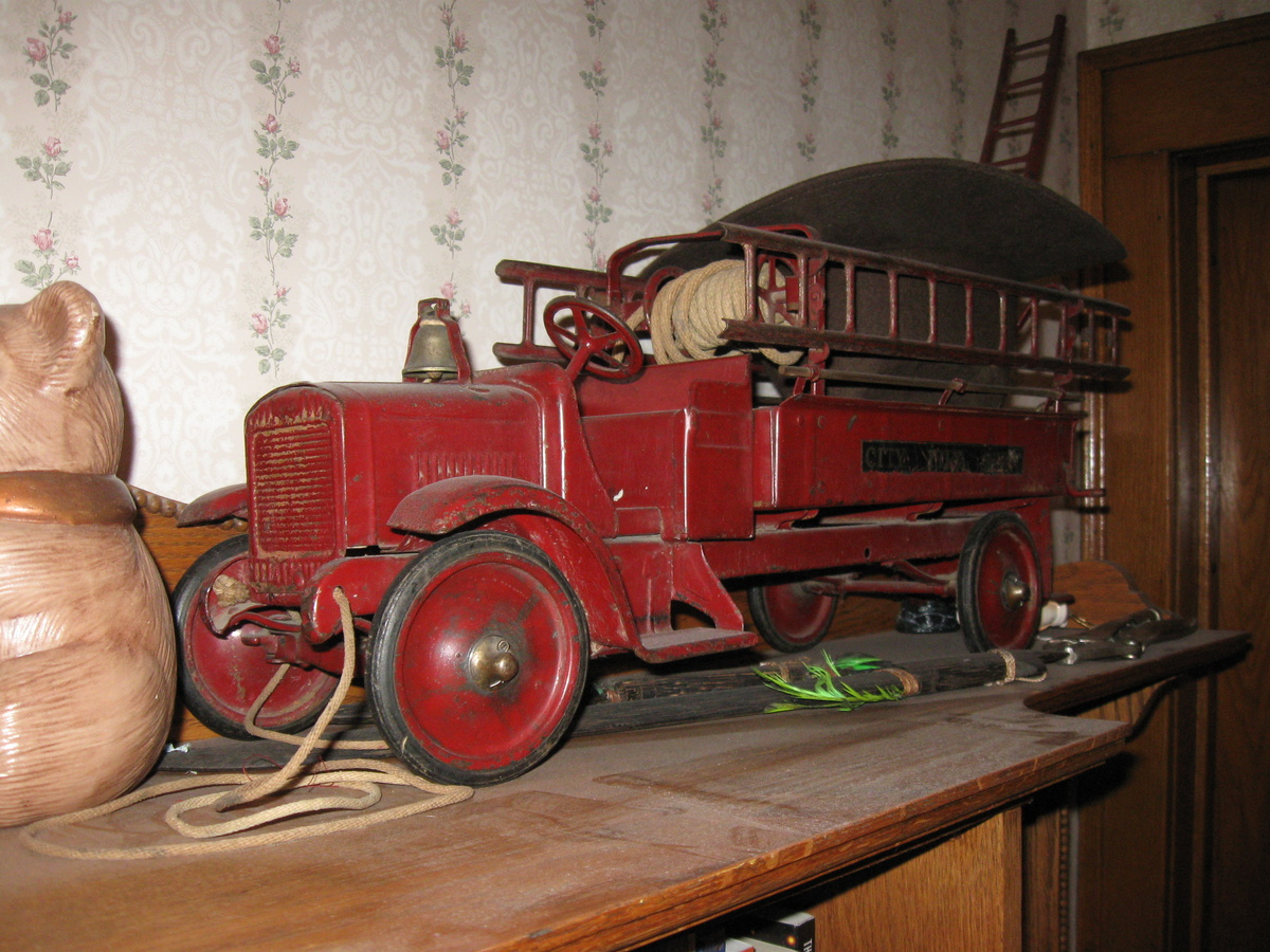 Beauteous Toy Fire Engine Collectors Weekly Toy Fire Trucks On Youtube Toy Fire Trucks You Can Ride baby Toy Fire Trucks