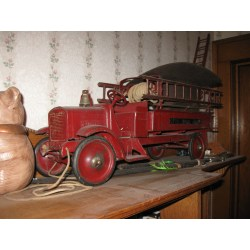 Beauteous Toy Fire Engine Collectors Weekly Toy Fire Trucks On Youtube Toy Fire Trucks You Can Ride