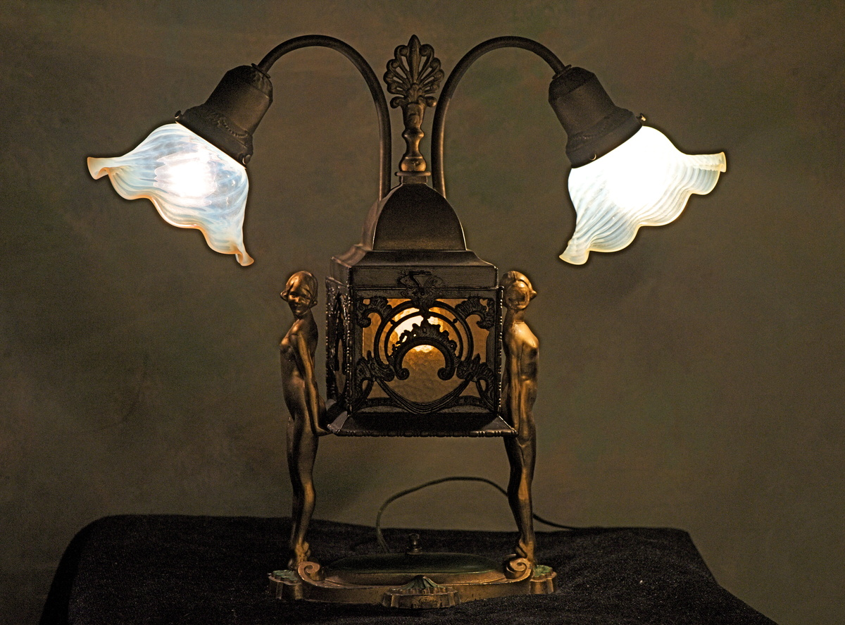 Fullsize Of Art Deco Lamp