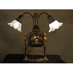 Small Crop Of Art Deco Lamp