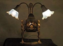 Small Of Art Deco Lamp