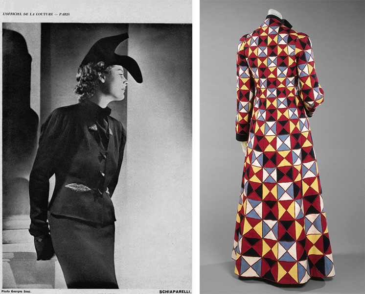 A Shock Of Schiaparelli The Surreal Provocateur Who