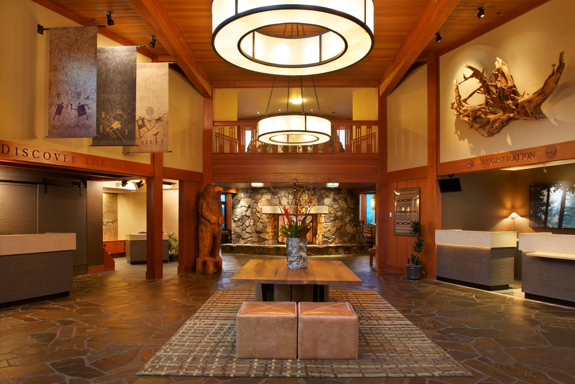 Meetings And Events At Skamania Lodge Stevenson Wa Us