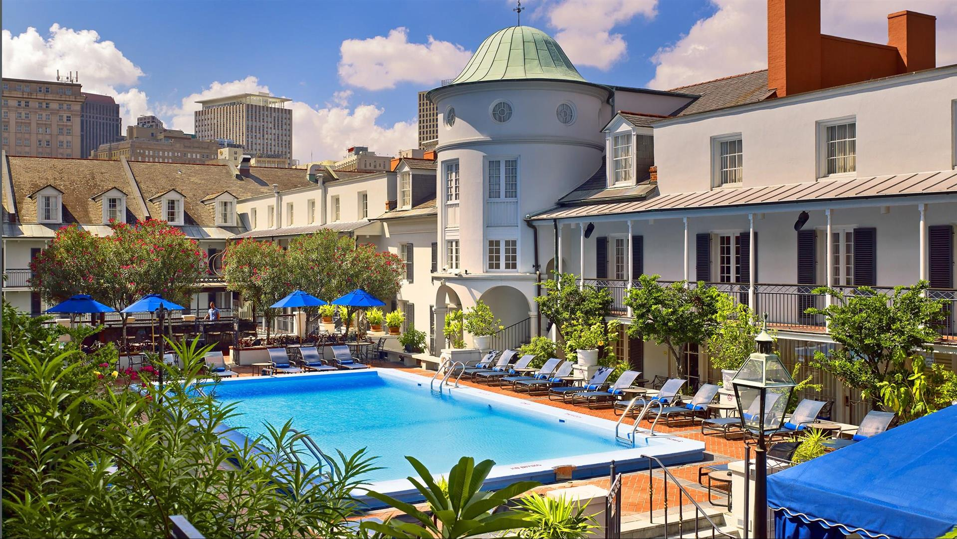 Villa Club Orleans Meetings And Events At Royal Sonesta New Orleans New Orleans La Us