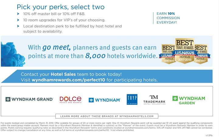 Meetings and Events at Wyndham Grand Chicago Riverfront, Chicago, IL, US