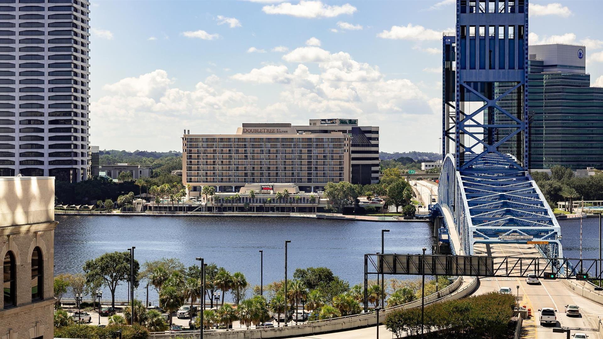 Meetings And Events At Doubletree By Hilton Hotel Jacksonville Riverfront Jacksonville Fl Us