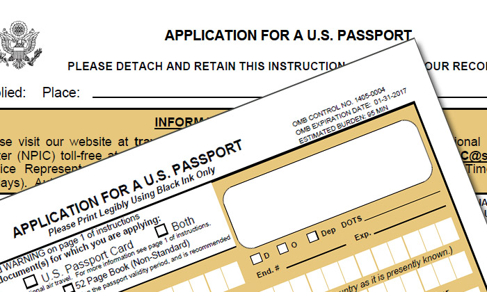 Your New Passport Application - What Information Will You Need?