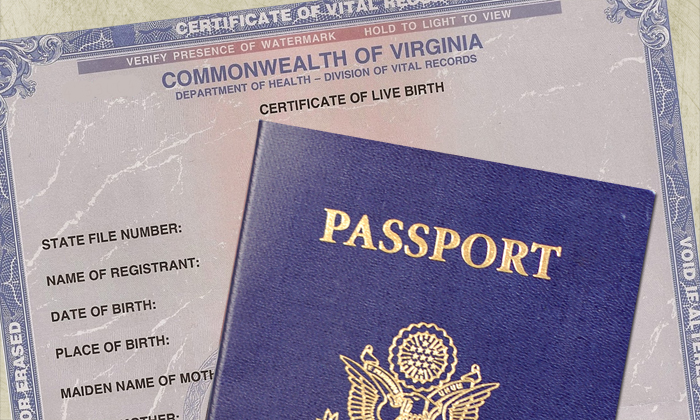 Birth Certificates Do You Have the Right Kind to Get a Passport - birth certificate