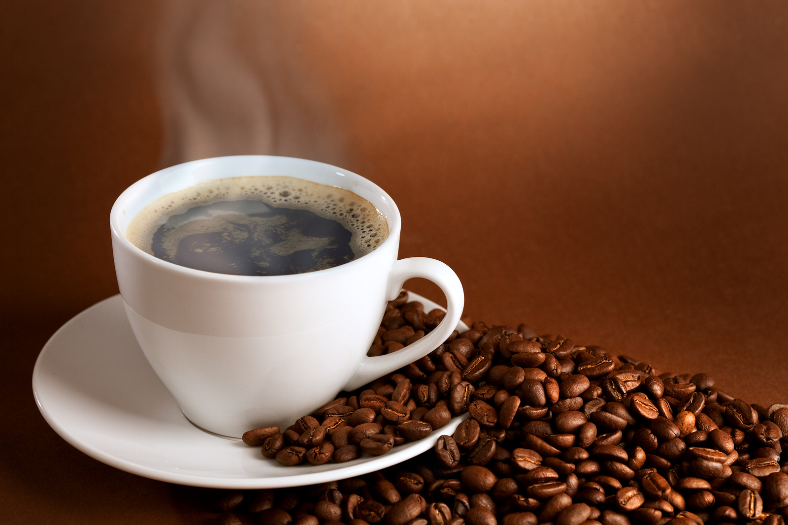 Men Coffee Cups Men And Women Caffeine Excessive Consumption Increases
