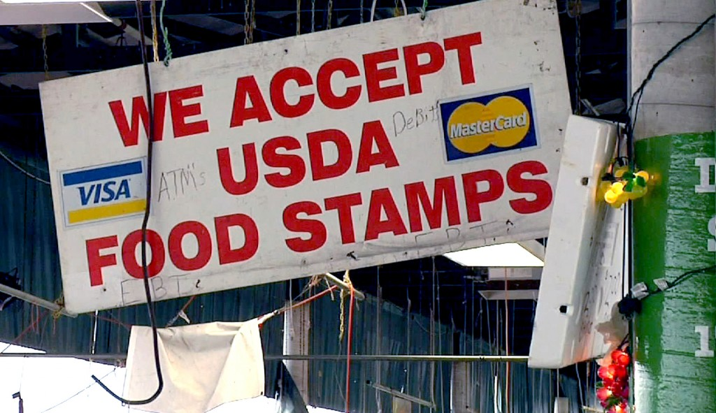 States ease access to welfare and food stamps for convicted drug