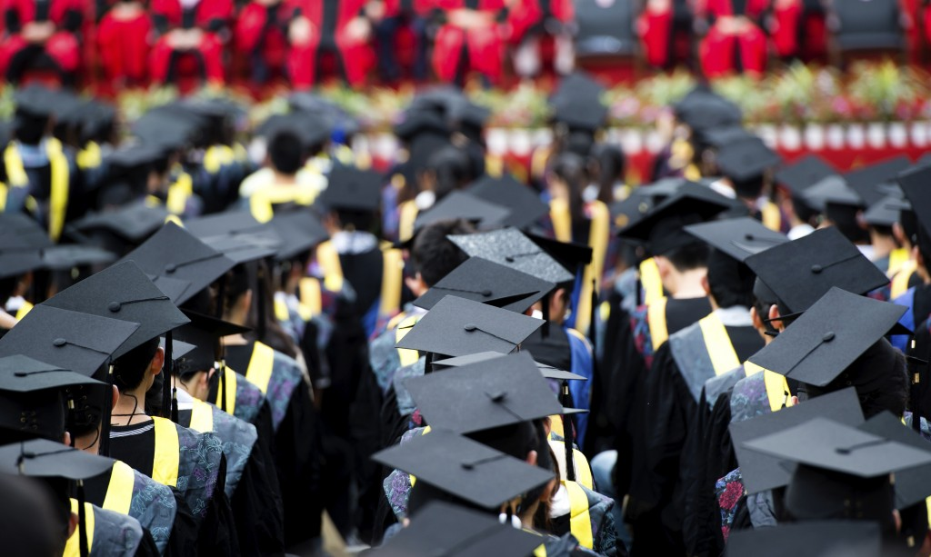If you grew up poor, your college degree may be worth less PBS