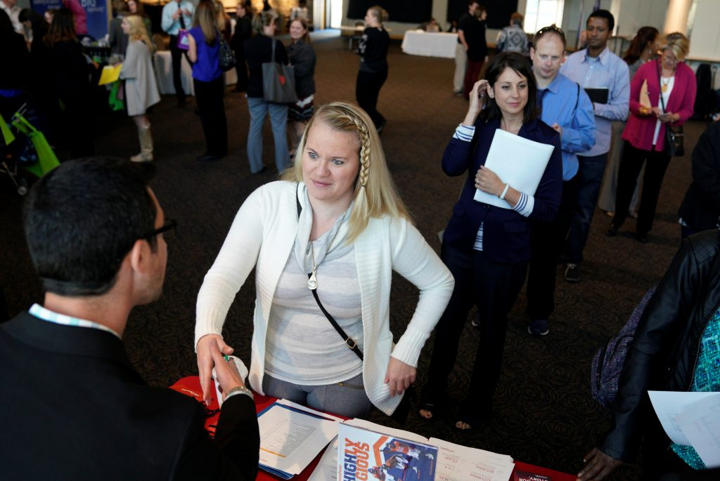 Ask the Headhunter When a job interview doesn\u0027t match your resume - what to ask at a job fair