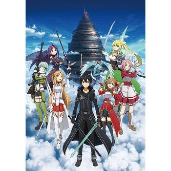 Sword Art Online the Movie Ordinal Scale 2018 Calendar Tokyo