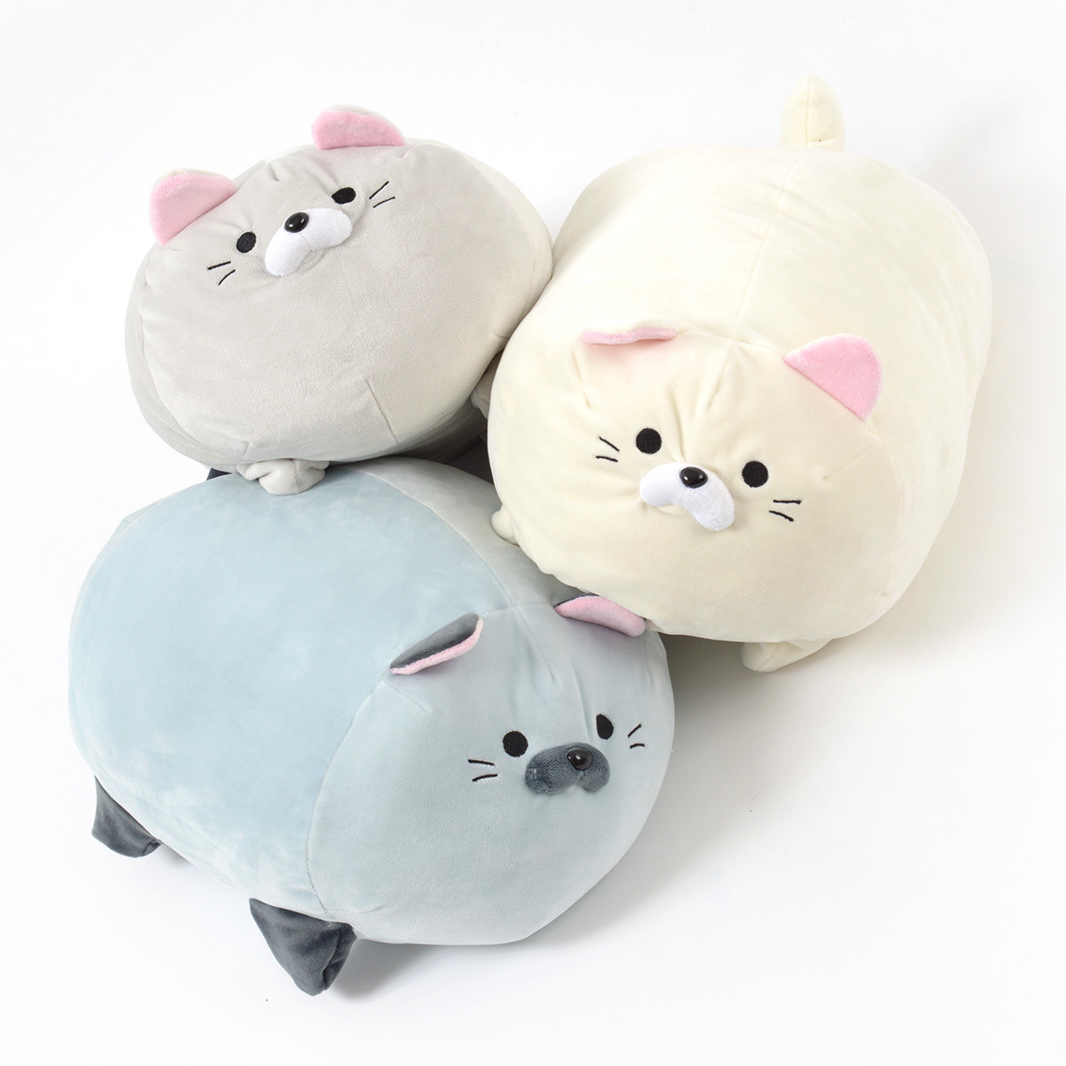 Cat Plush Toy Goroneko Summit Cat Plush Cushions