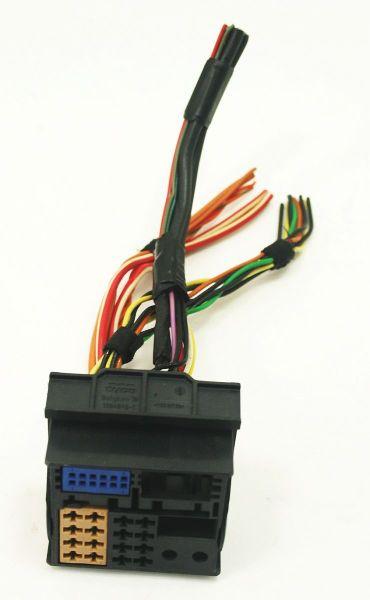 Radio Head Unit Wiring Harness Plugs Pigtails 01-05 VW Jetta Golf