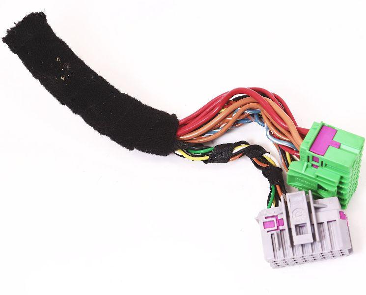 Monsoon Amp Amplifier Wiring Connectors Plugs Pigtail VW Jetta MK4