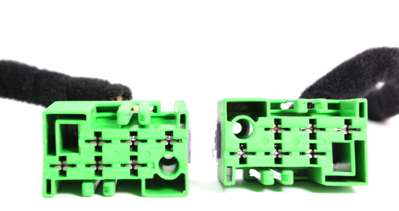 Heated Seats Switch Pigtails Plugs Connectors 98-05 VW Passat Aud A4