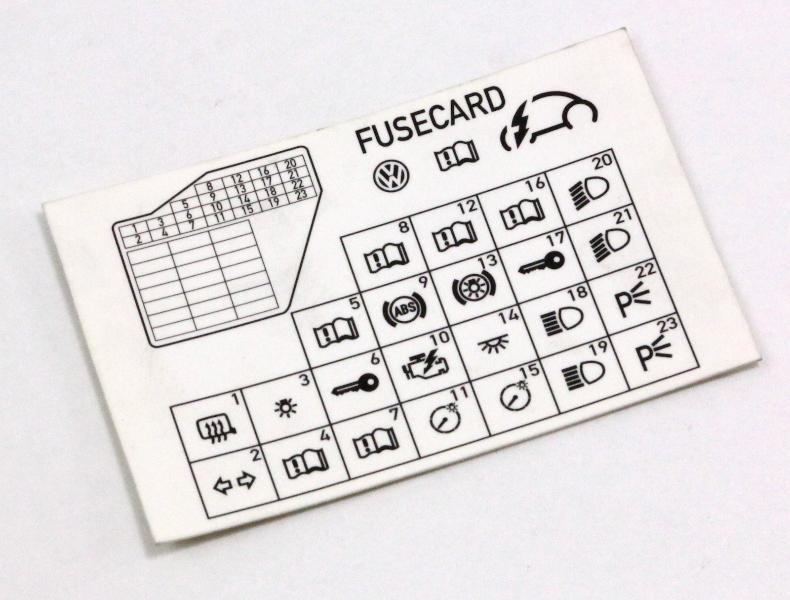 99 audi a4 fuse box diagram