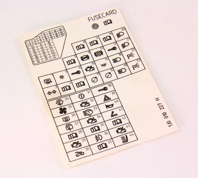 B6 Passat Fuse Diagram Schematic Diagram Electronic Schematic Diagram