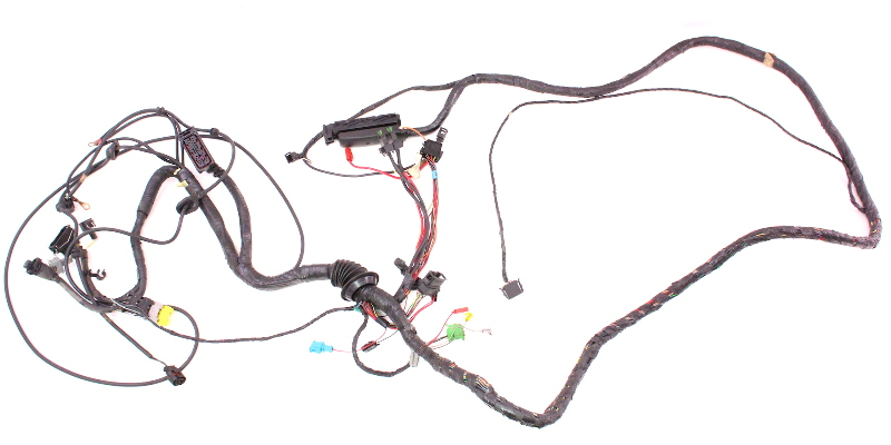 Transmission  ABS Wiring Harness DLZ 97-98 VW Jetta Golf Mk3 Cabrio