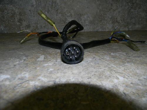 1980-1984 Suzuki Internal Wiring Harness 36630-94352 36630-94353 DT