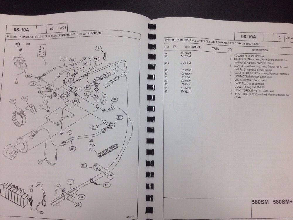 Case 580l Wiring Diagram | mwb-online.co  Case Backhoe Wiring Diagram Electrical on