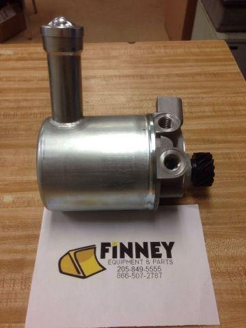 A137187 CASE BACKHOE Power Steering pump 480B 580B 530 NEW A36559