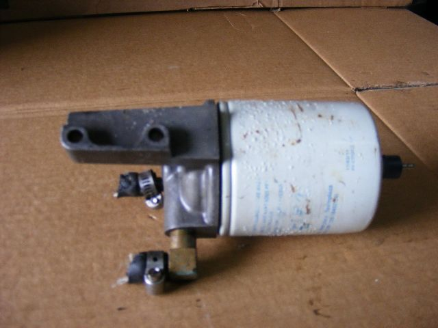 Mercury Marine Outboard 150-175-200-225-250 HP Fuel Filter Base