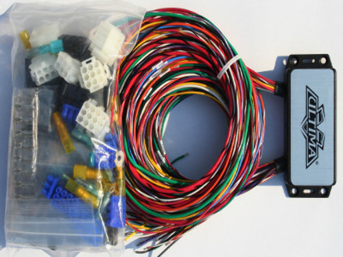 ULTIMA 18-533 COMPLETE PLUS ELECTRONIC WIRING SYSTEM FOR HARLEY