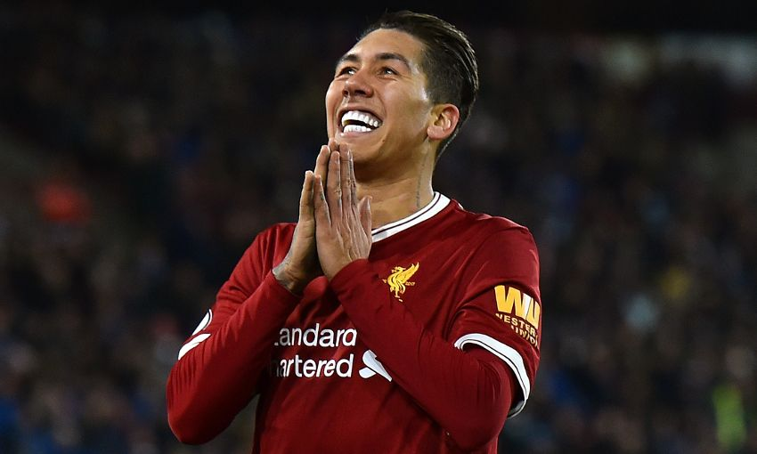 Iphone Cloud Wallpaper Roberto Firmino We Re Not Thinking About Revenge Only