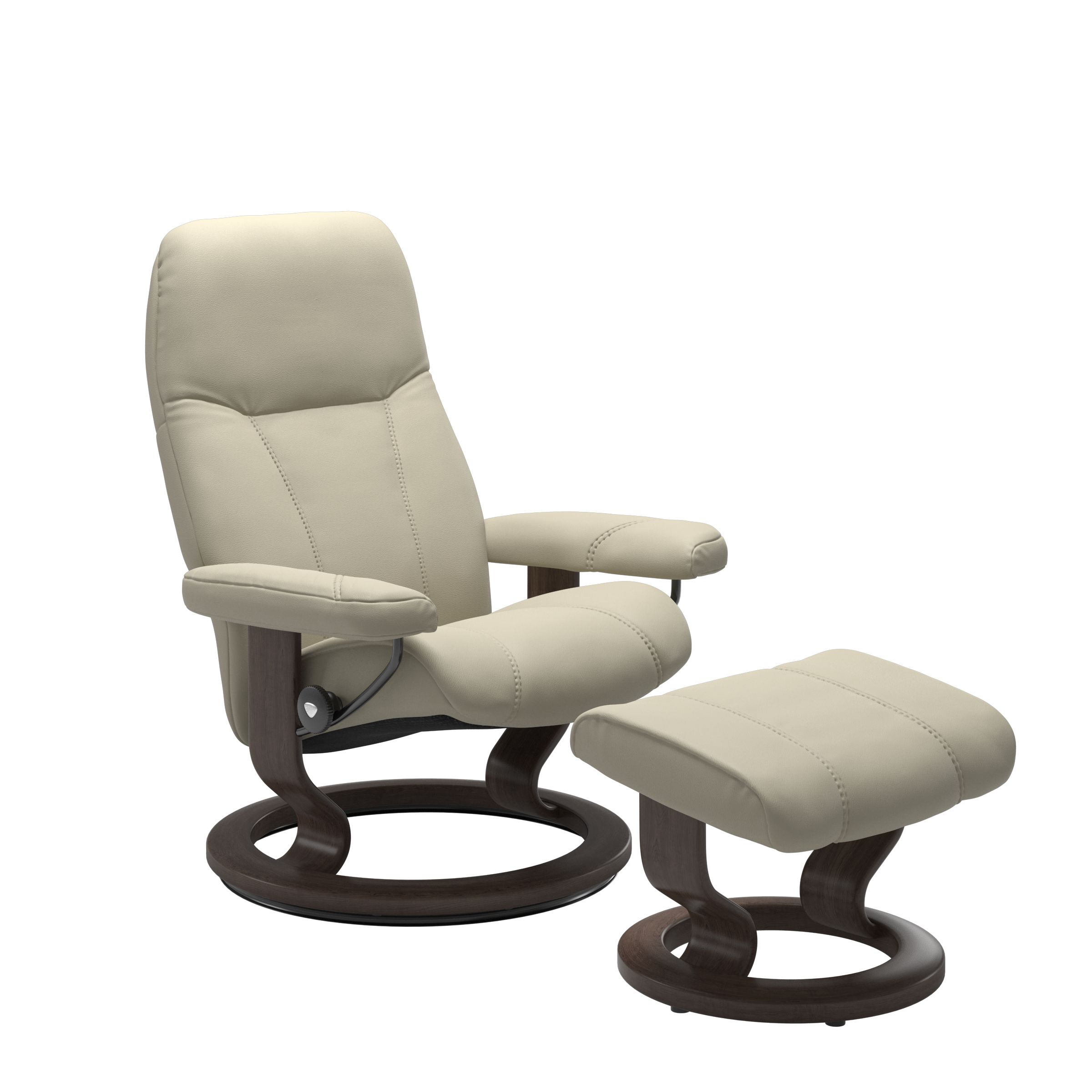 Stressless Relaxsessel Mit Hocker Stressless Consul Recliners