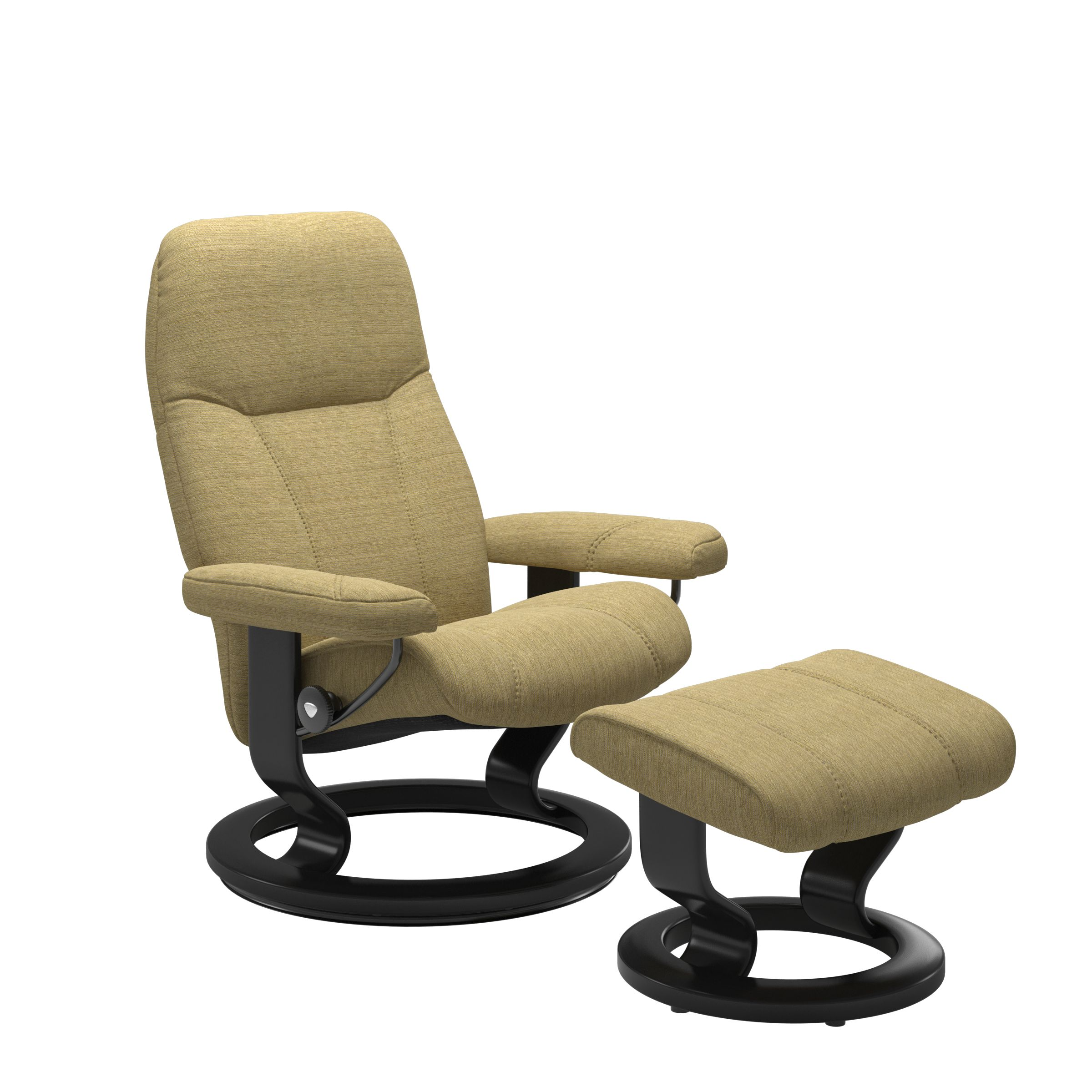 Stressless Nordic Legcomfort Stressless Consul Customizable Recliner Stressless