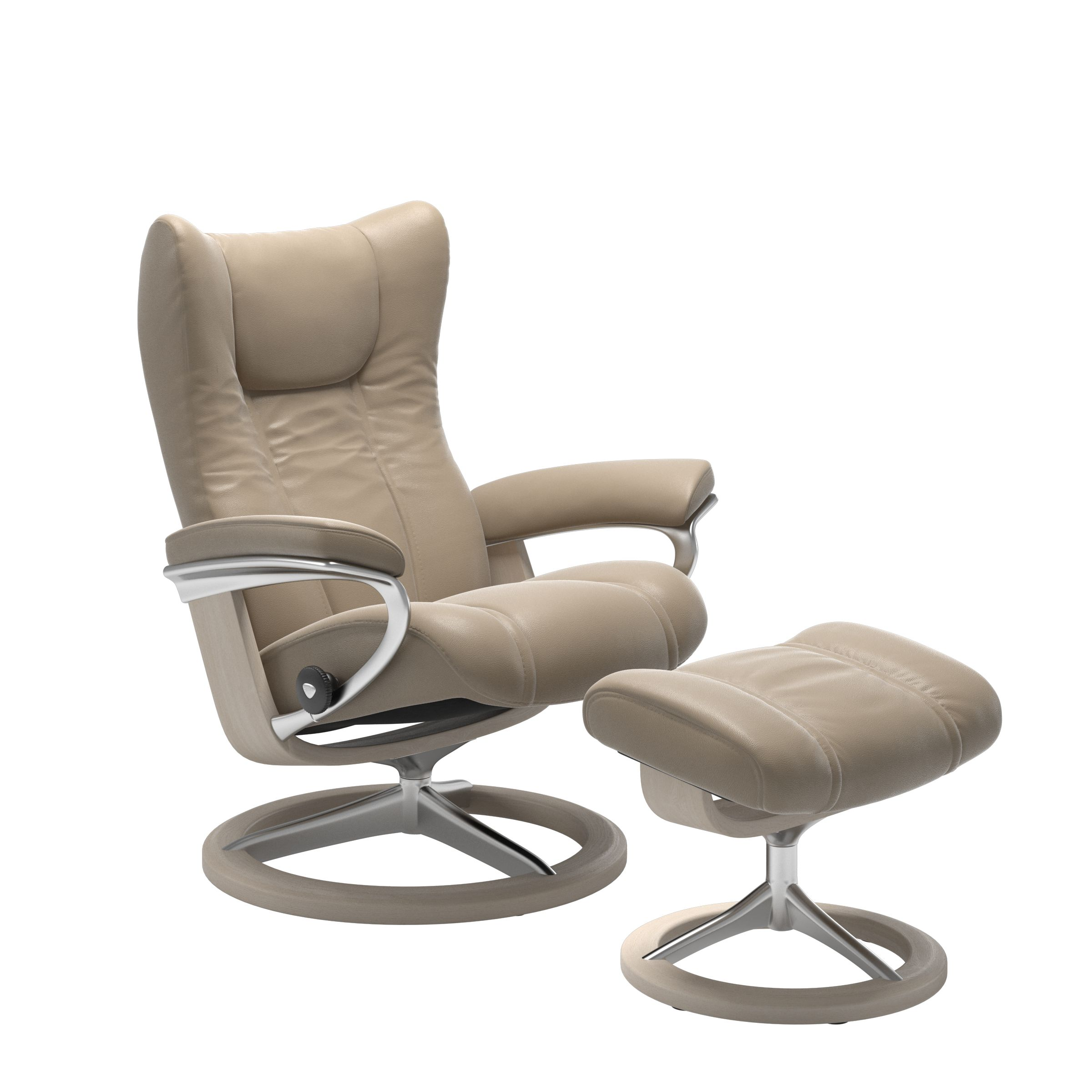 Fauteuil Stressless Nice Fauteuil Confort Inclinables Modernes Stressless Wing Et