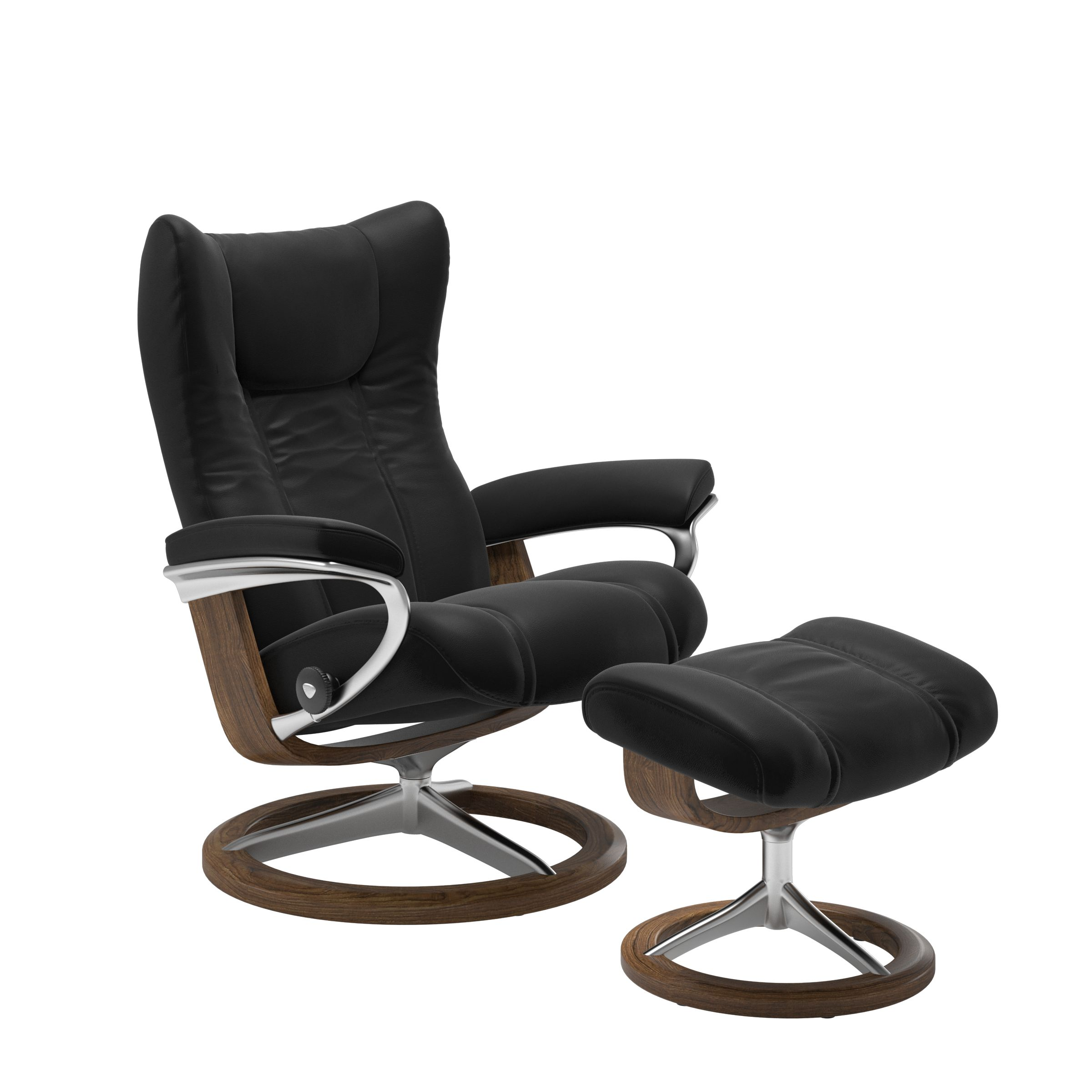 Stressless Ekornes Sessel Stressless Wing Customize Your Own Recliner Stressless