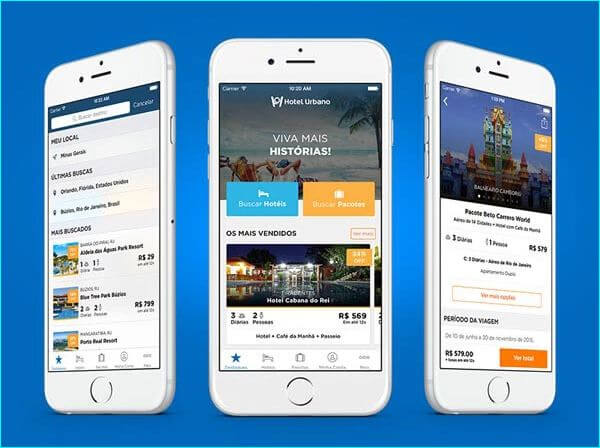 Create Your Own Hotel Booking App a Booking-Magnet To Win Over Guests - booking app