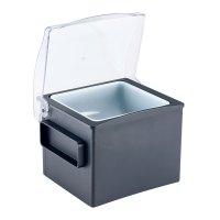 Browne Halco 574876 Single Compartment Condiment Holder, 7 ...