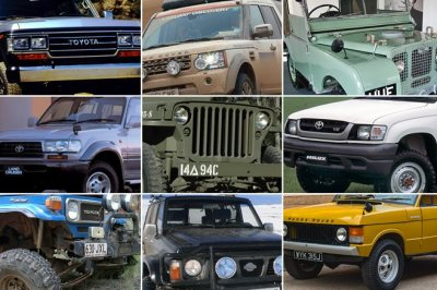 What's the best 4wd of all time? - Mitchell Brothers 4x4