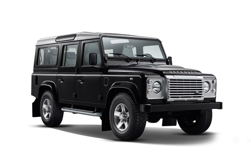 2015 Land Rover Defender 110 4x4 22l 4cyl Diesel