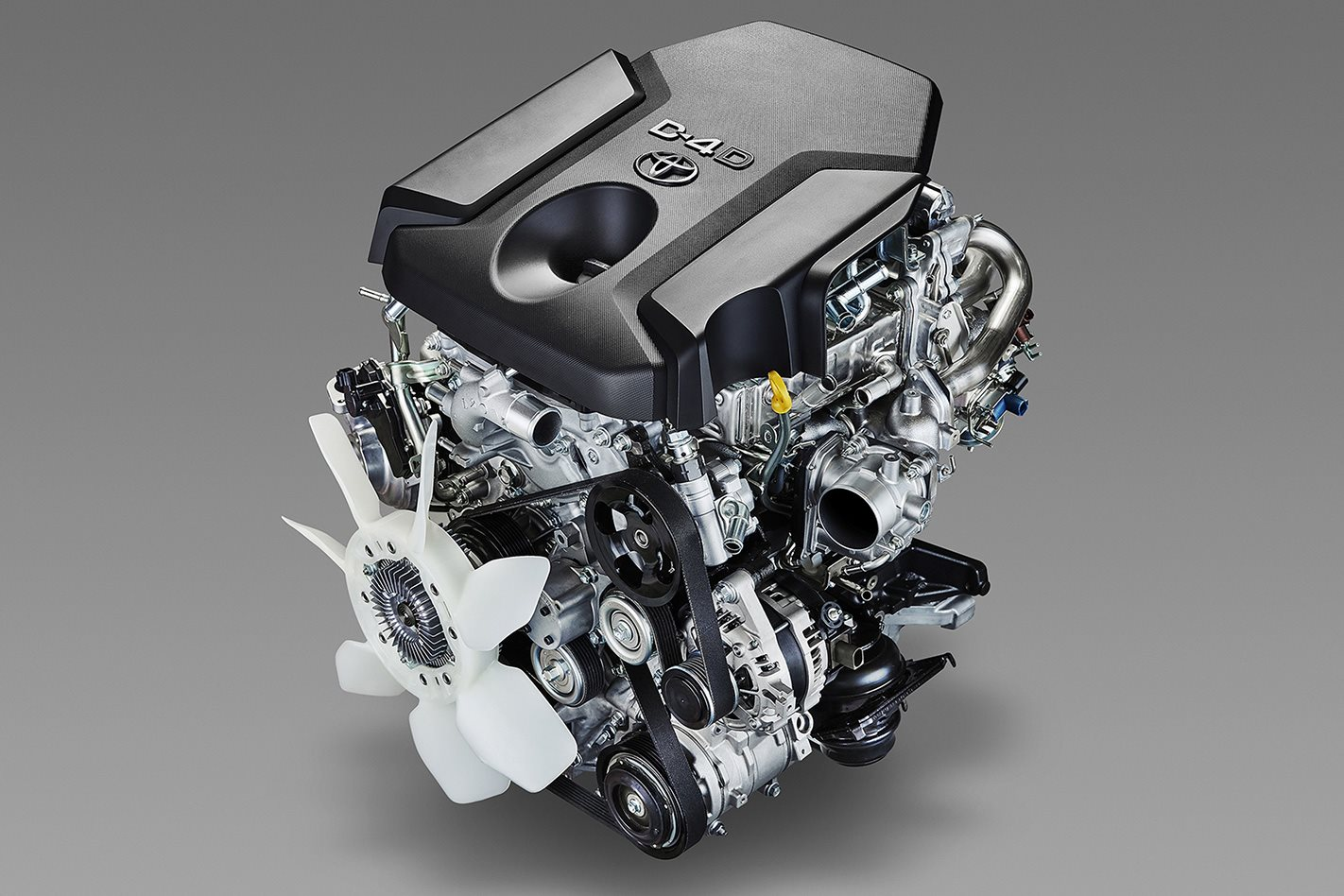 Litre Diesel Tech Torque The New 2 8 Litre Diesel For Toyota 4x4s