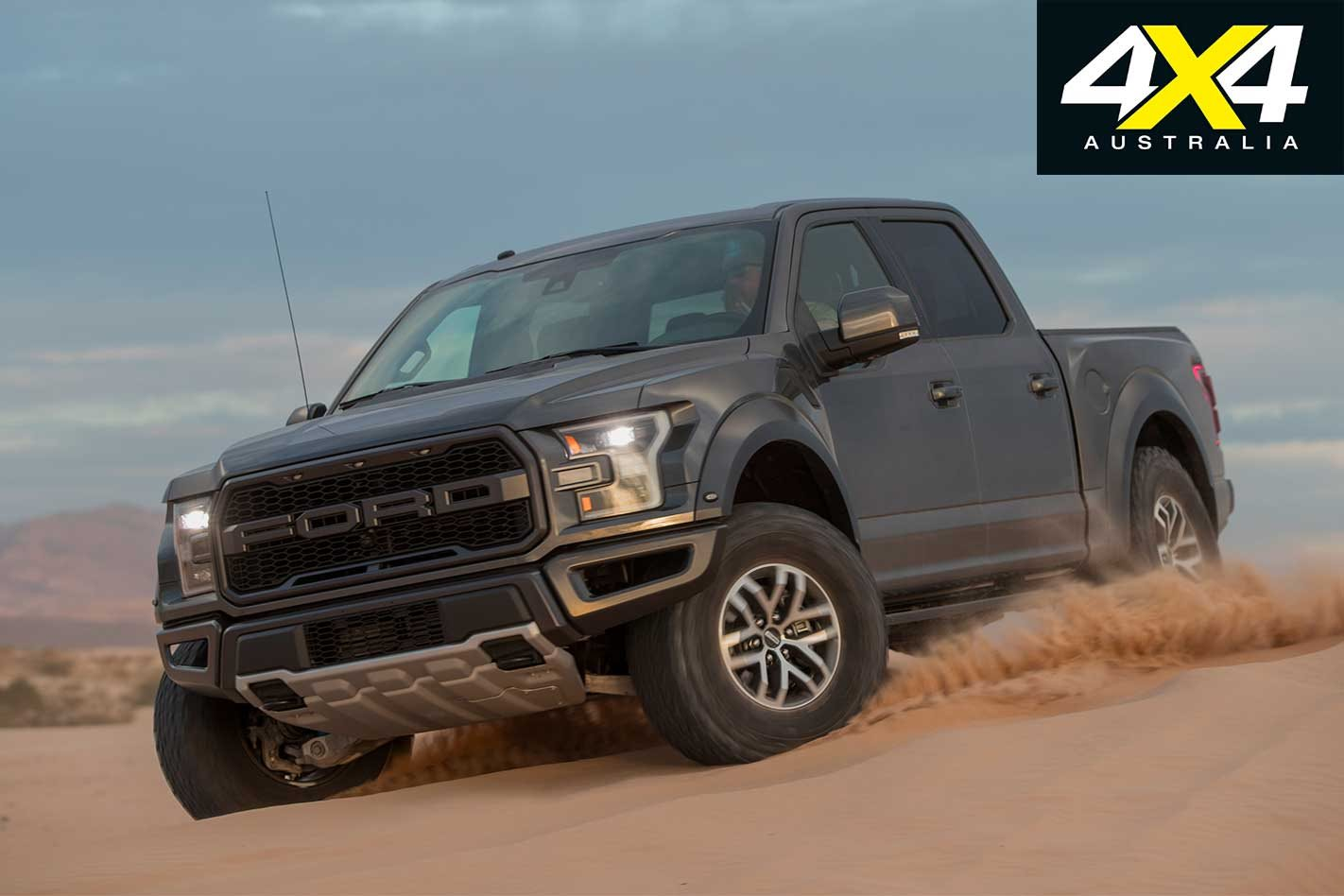 Ford F150 4x4 2018 Ford F 150 Raptor Review